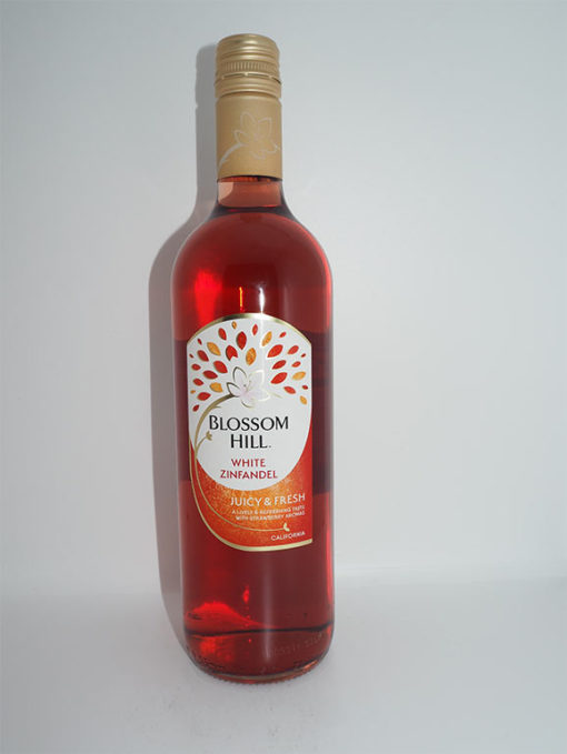Blossom Hill White Zinfandel 75cl
