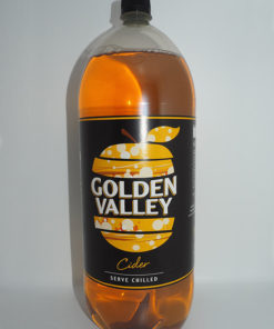 Golden Valley Cider 3L