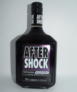 Aftershock Black 70cl