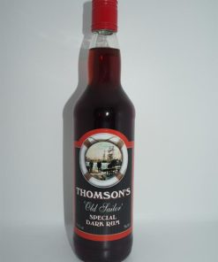 Thomsons Dark Rum