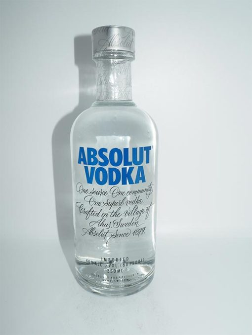 Absolute Vodka 35cl