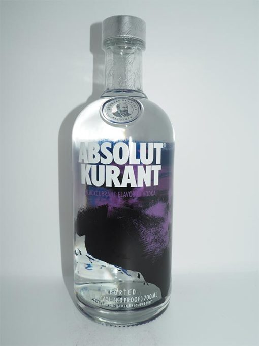 Absolut Kurant Vodka 70cl