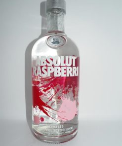 Absolut Raspberry Vodka 70cl
