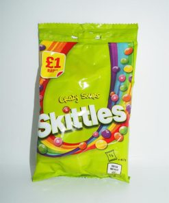 Skittles Crazy Sours Pouch £1