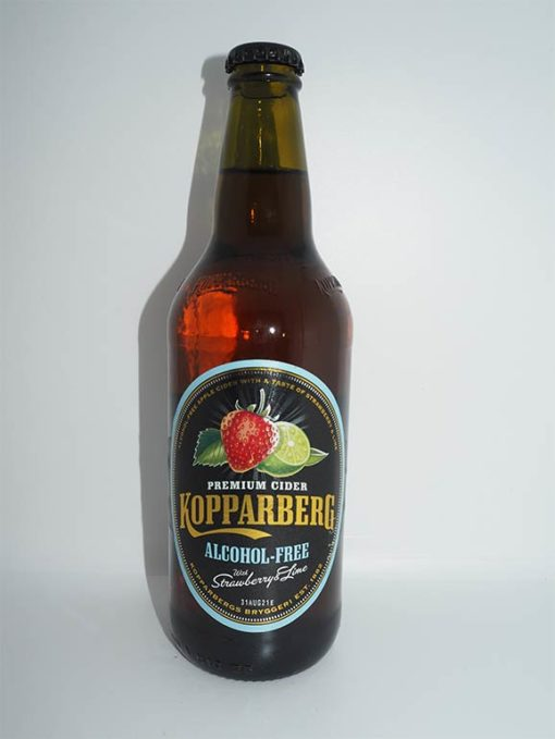 Kopparberg Alcohol FREE Stawberry & Lime