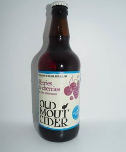 Old Mout Berries & Cherries 0%