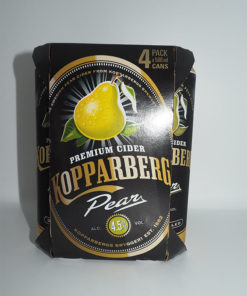 Kopparberg Pear 4 Pack Can