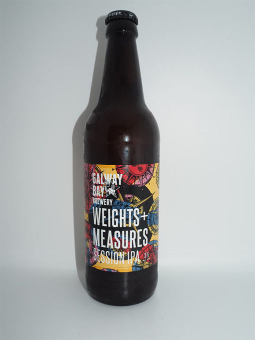 Weights & Measures, Galway Bay Brewery