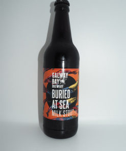 Buried At Sea, Milk Stout, Galway Brewery
