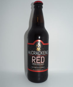 Red, McCrackens Real Ale