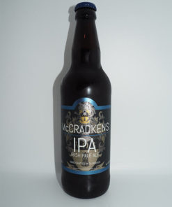 Irish Pale Ale, IPA, McCrackens Real Ale