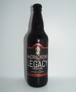 Legacy, McCrackens Real Ale