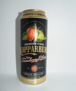 Kopparberg Stawberry & Lime Can