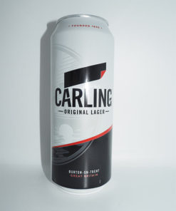 Carling Single Can