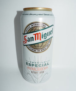 San Miguel Single Can