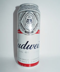Budweiser Single Can