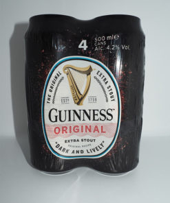 Guinness Original Extra Stout 4 Pack